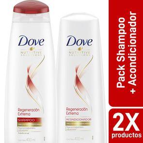 Pack Shampoo y Acondicionador
