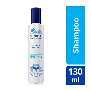 Clinical Solutions Shampoo para Caspa Severa 130ml