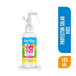 Protector Solar Kids Hipoalergénico Fps-50 Spray 100 mL