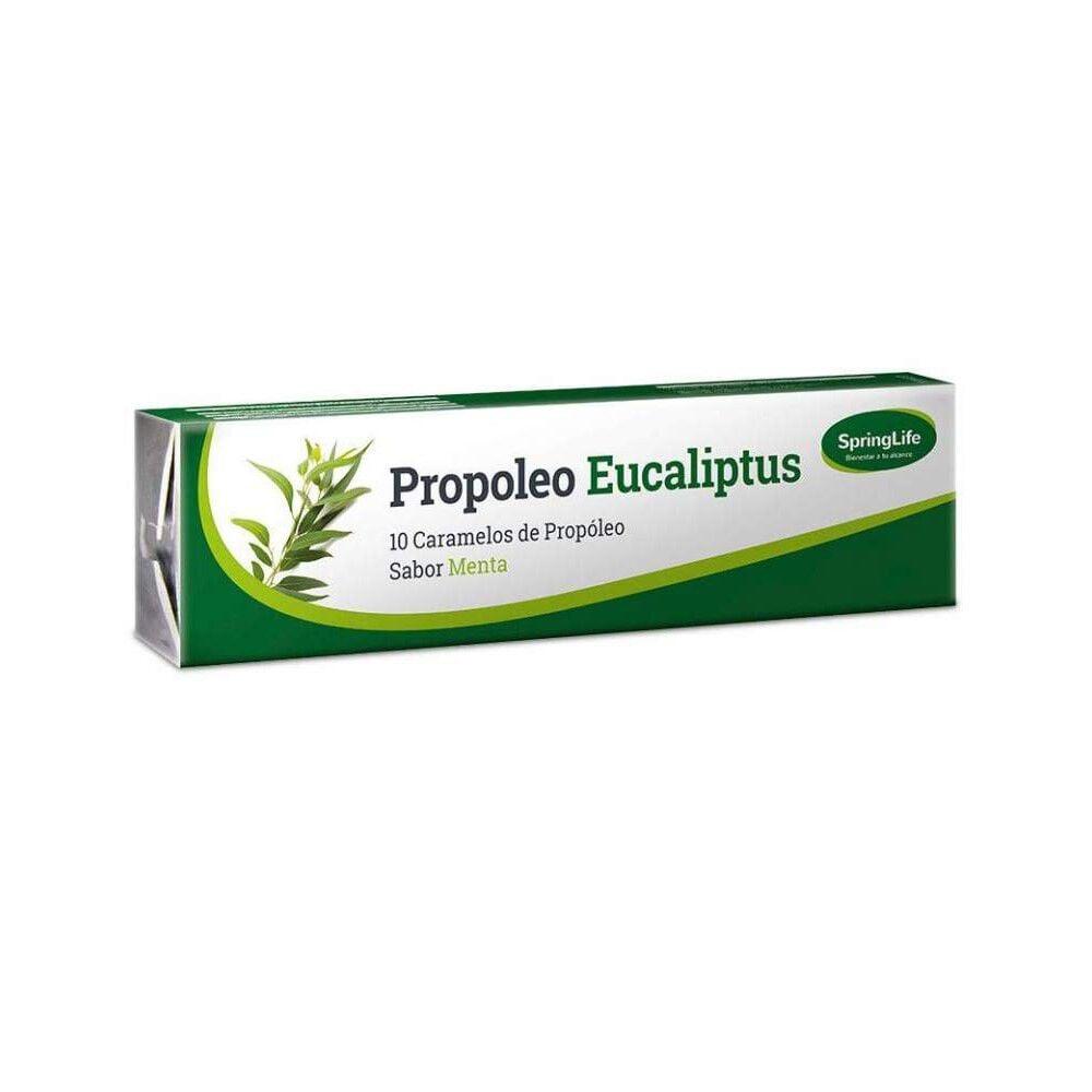 Propóleo-Eucaliptus-Caramelo-Sabor-Menta-X10-imagen