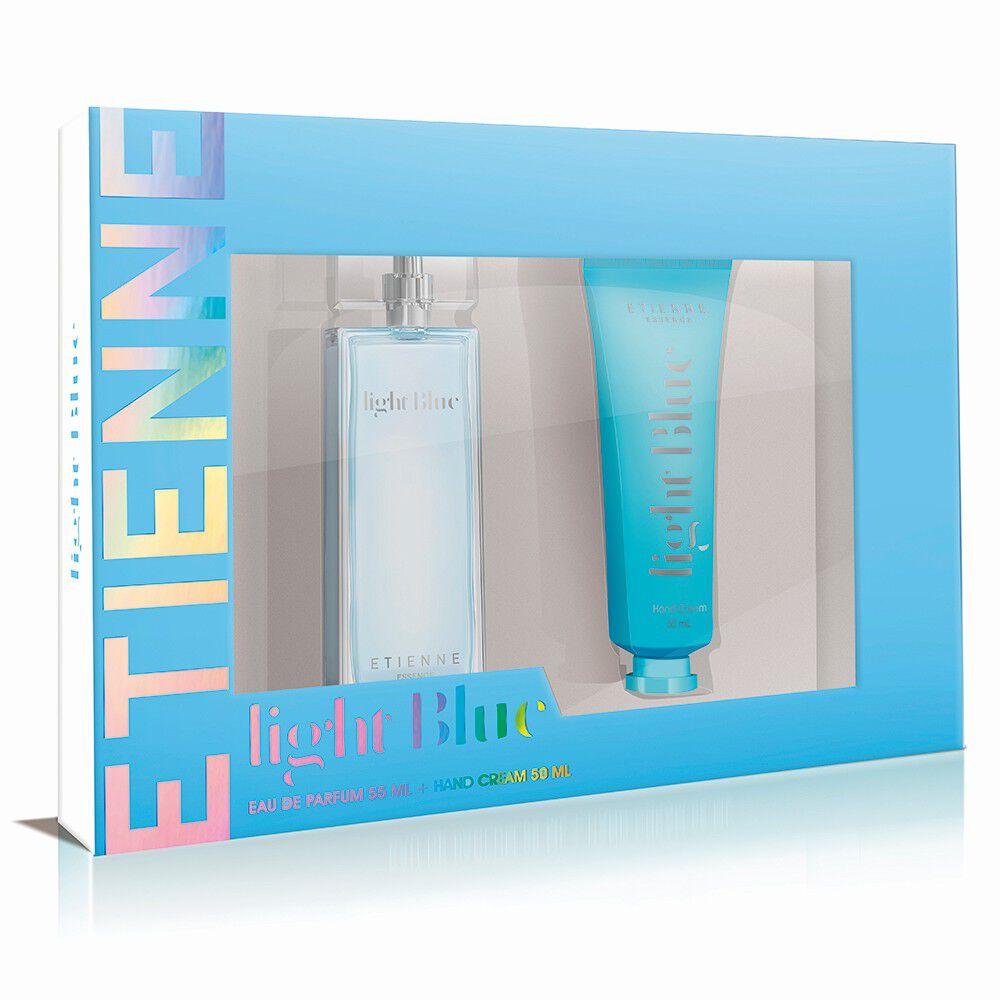 Light Blue Edp.55 mL + Crema de Manos 50 mL image number null