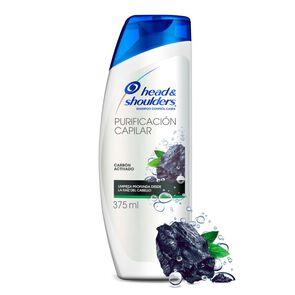 Purificación Capilar Carbón Activado Shampoo 375ml