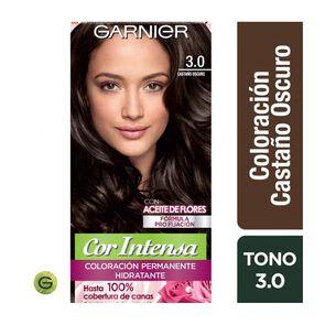 Coloración Cor Intensa 3.0 Castaño Oscuro Garnier