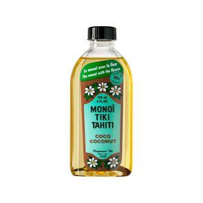 Aceite Bronceador Tiki Tahiti Coco Hidratante Cuerpo y Cabello 120 mL