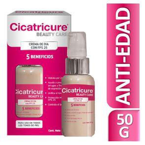 Beauty Care Crema Dia 5 Beneficios Todos Los Tonos de Piel 50 Gr