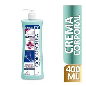 Crema Corporal Hidratante Diabetx 400 mL