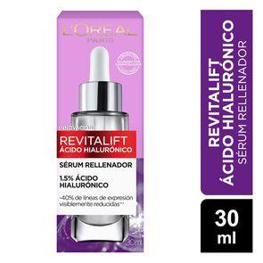 Revitalift Serum Rellenador 1.5% Ácido Hialurónico 30 mL