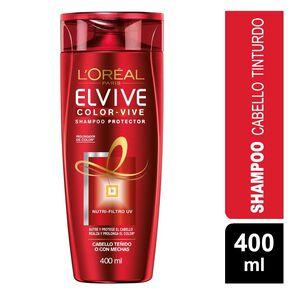 Shampoo Revitalizante Colorvive Filtro-Uv Contenido O Con Mechas 400 mL