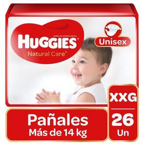 Natural-Care-Pañal-Niño-Talla-XXG-26-Unidades-imagen