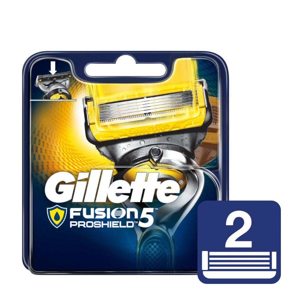 Cartuchos para afeitar Fusion5 Proshield 2 Unidades image number null