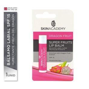Bálsamo y Protector Labial Super Fruits Dragon Fruits SPF 15 -Protector e Hdratante 4.25 grs
