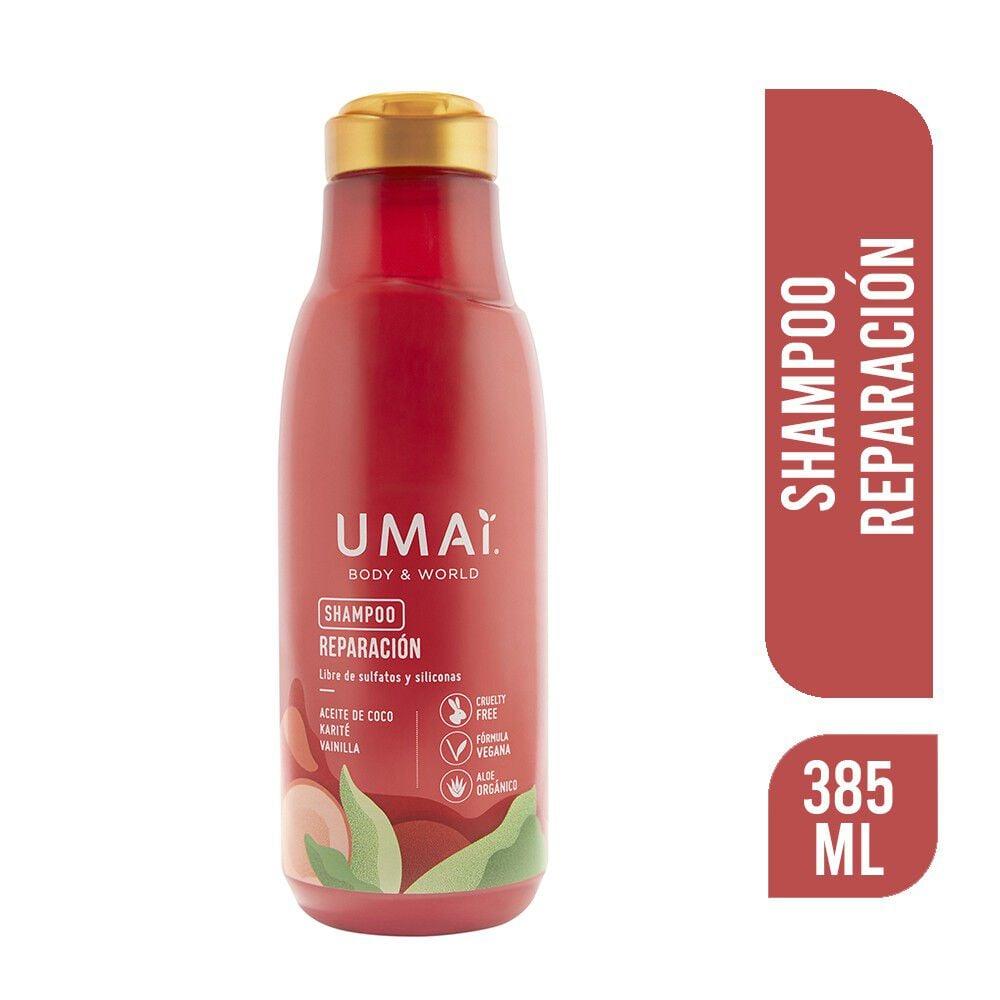 Shampoo Reparación Aceite de Coco, Karite y Vainilla 385 mL image number null