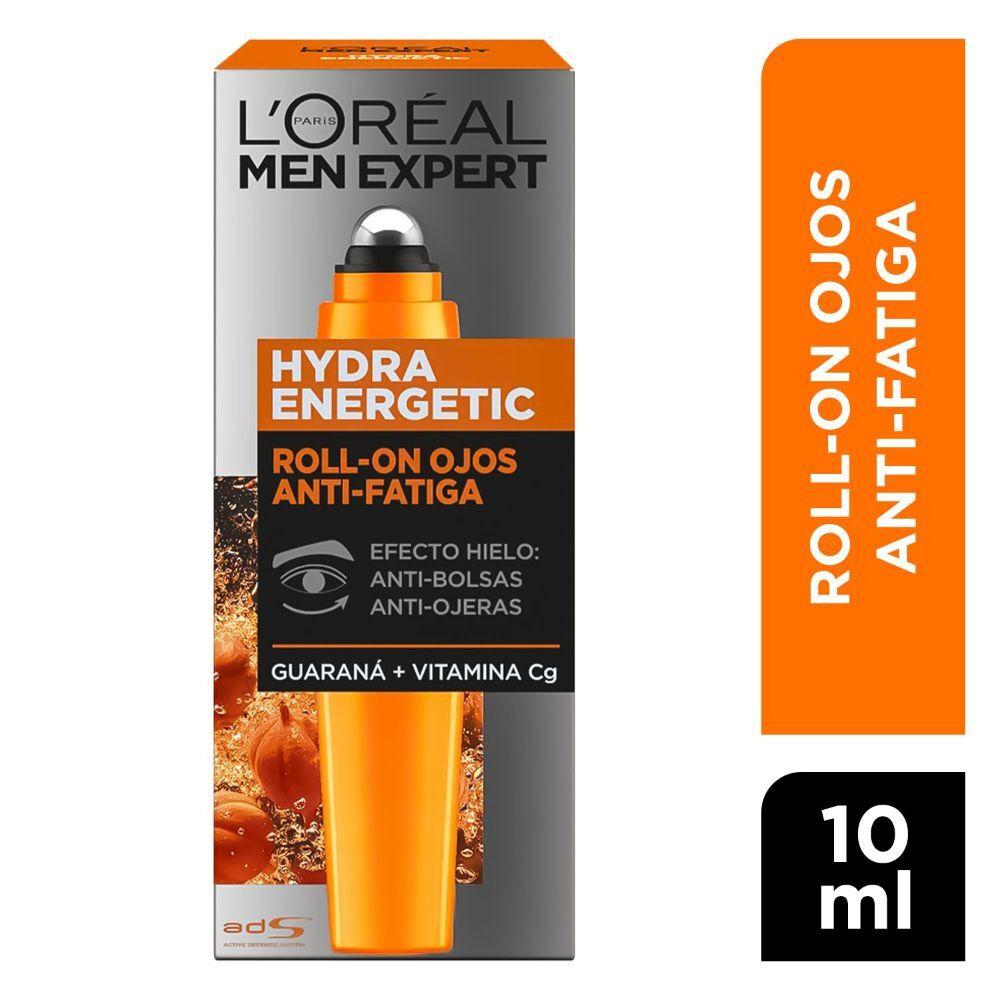 Men Expert Roll-On Ojos Anti-Fatiga Hydra Energetic 10 mL image number null