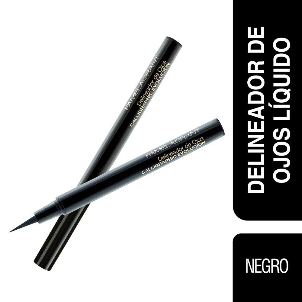 Calligraphic Metallic delineador de Ojo de 1 gr. Color Negro image number null