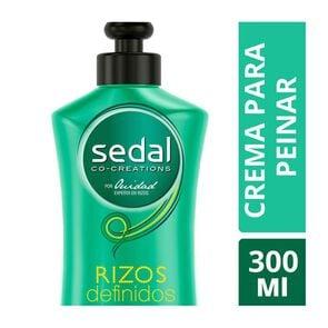 Crema de Peinar Rizos Definidos 300 mL