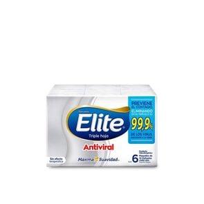 Pack De 6 Antiviral Pañuelos Desechables 10 Unidades