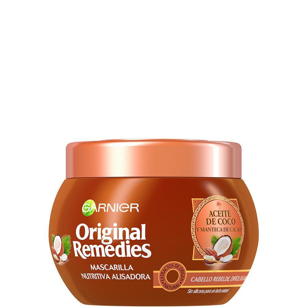 Mascarilla-Nutritiva-Alisado-Aceite-de-Coco/Manteca-Cacao-300-mL-imagen-2