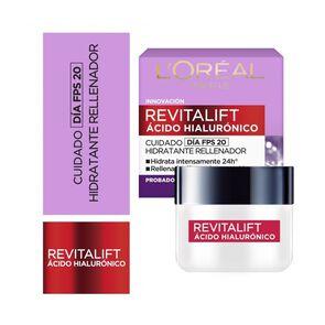 Crema De Día Anti-Arrugas Revitalift Ácido Hialurónico