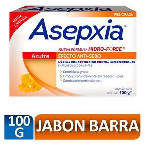Jabón en Barra de Azufre 100 Gr