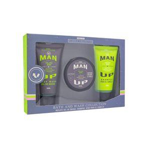 Body Wash Green 95 mL + Shampoo 95 mL + Cera Cabello 50 grs