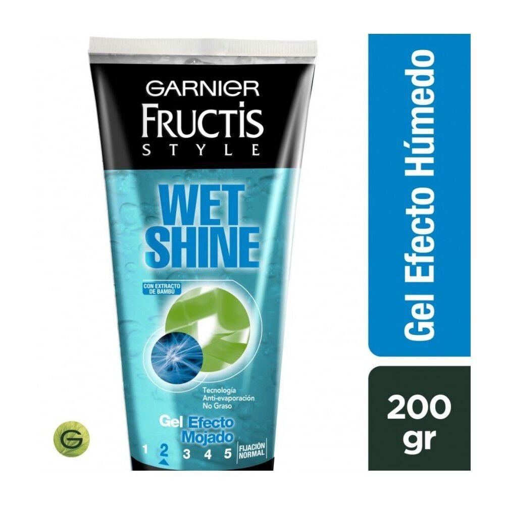 Fructis Wet Shine Gel Gel de  200 mL. image number null