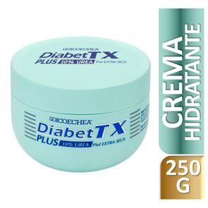 Crema Diabet Tx Hidratante 250 gr