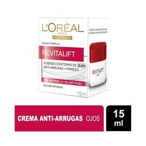 Contorno De Ojos Anti-Arrugas Revitalift 15 ml