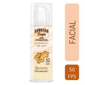 Protector Solar Silk Hydration Air Soft Face 50 mL