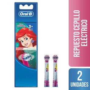 Repuesto-Cepillo-Eléctrico-Disney-Princess-+3-Años-X2-imagen