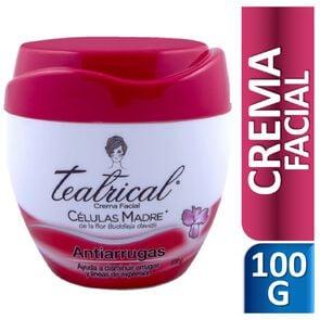 Crema Facial Antiarrugas 100 Gr