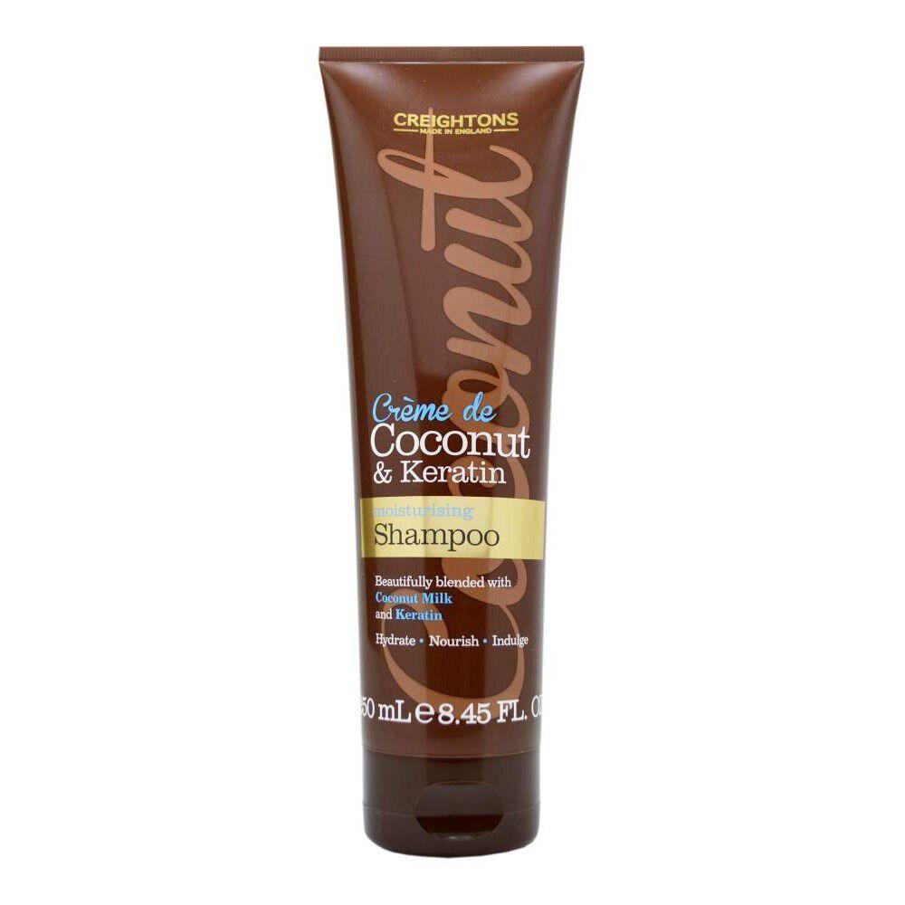 Shampoo Hidratante Creme De Coconut & Keratin Moisturising  250 mL image number null