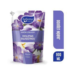 Violetas Silvestre Jabón Líquido de  1000 mL