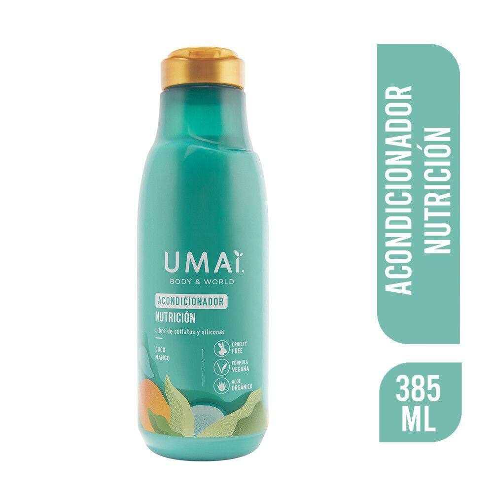 Acondicionador Nutricion Coco y Mango 385 mL image number null