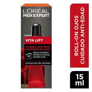 Men Expert Cuidado Anti-Edad Contorno de Ojos Vita Lift 15 mL