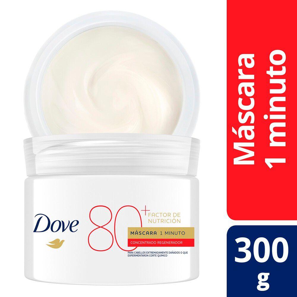 Máscara de tratamiento 1 minuto Factor de Nutrición 80 Regeneración Extrema 300 gr image number null