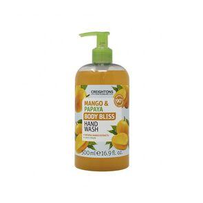 Body Bliss Jabón Líquido Mango Papaya 500 mL