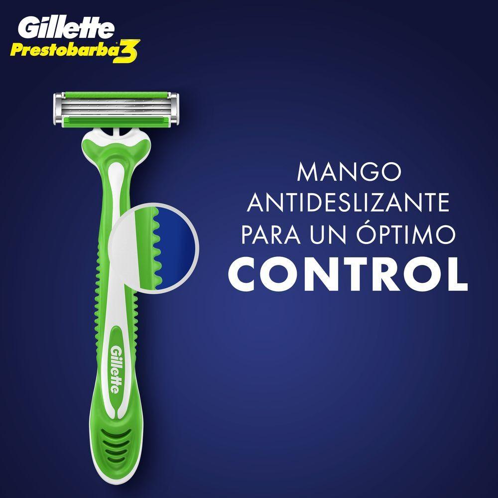 Máquinas-afeitar-Sensitive-4-Unidades-imagen-2