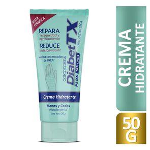 Crema Hidratante Manos y Codos (Urea 10%) 50 grs