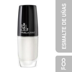 Esmalte De Uñas Pure Color 12 mL Color 156 Blanco