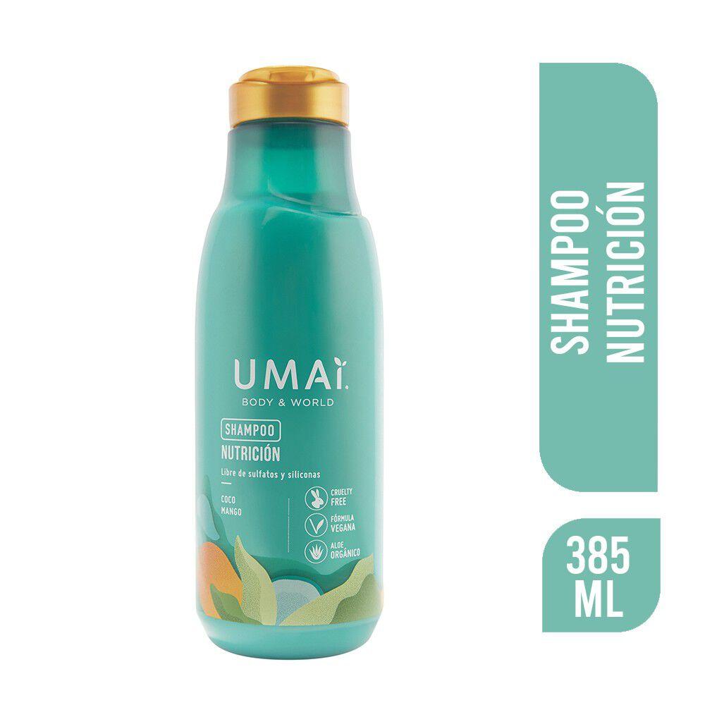 Shampoo Nutrición Coco y Mango 385 mL image number null