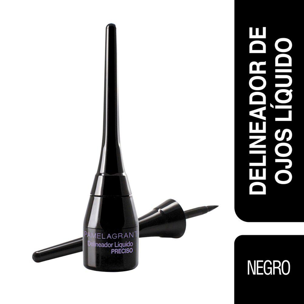 Delineador De Ojo Preciso Negro 3 gr image number null