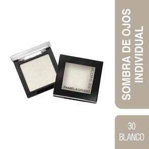 Individual Sombra Ojos de 2 gr. Color Blanco