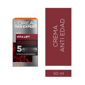 Crema Vitalift Hidratante 50Ml Men Expert