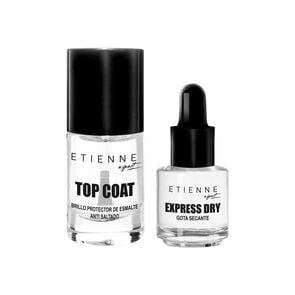Perfect Manicure Set Top Coat + Gota Secante