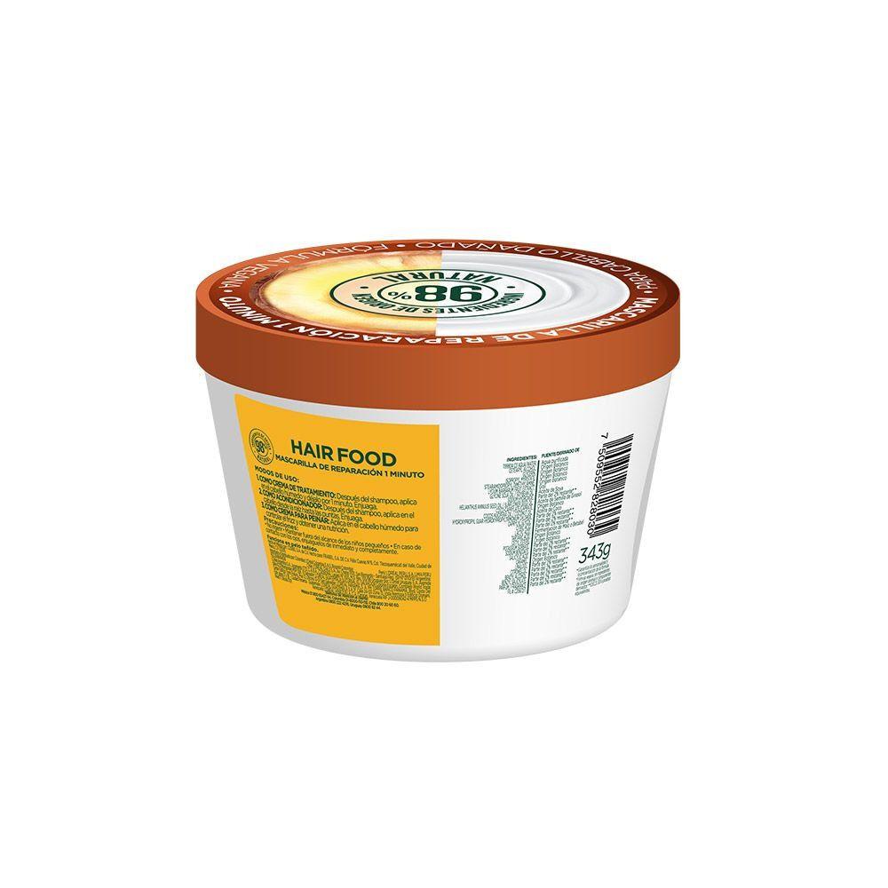 Garnier Hair Food Coco Mascarilla de Reparación 1 Minuto 350 mL image number null