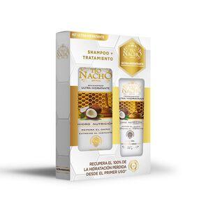 Kit Ultra Hidratante Shampoo Coco 415 mL + Tratamiento Coco 200 mL