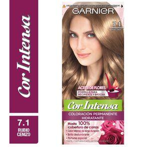 Garnier 7.1 Rubio Cenizo Permanente Hidratante