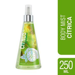 Colonia Splash Citrus Limón y Notas Verdes con Vaporizador 250 mL