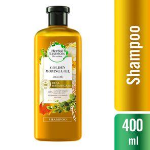 bío:renew Smooth Golden Moringa Oil Shampoo 400ml