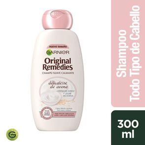 Shampoo-Suave-Calmante-Crema-de-Arroz-Y-Leche-de-Avena-300-mL-imagen